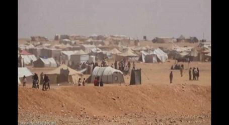 مخيم الركبان.. خدمات سيئة وحصار مستمر والشتاء يفاقم معاناة النازحين