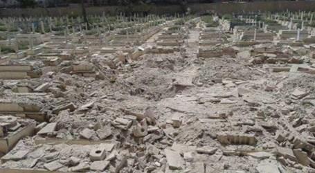 القوات الروسية تبحث عن جثتي جنديين إسرائيليين في مخيم اليرموك جنوبي دمشق