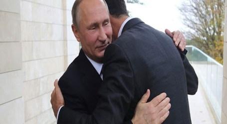 تقرير: بقاء الأسد في الحكم مصلحة مشتركة لإسرائيل وموسكو