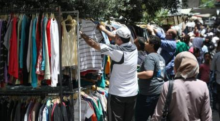 """ملابس """"البالة"""" باتت حلما لكثير من المحتاجين في سوريا"""