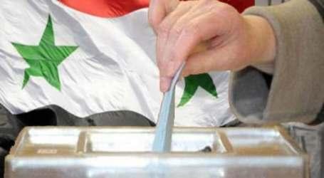 مجلس السلطة السورية يكشف عن اسم أول مرشح في الانتخابات الرئاسية
