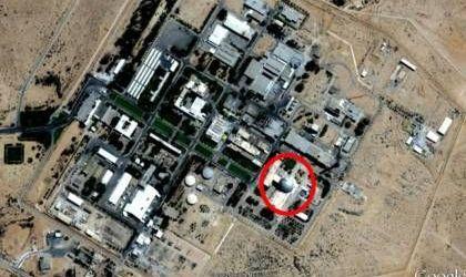صاروخ طائش سقط قرب مفاعل ديمونة.. يسبب بهجوم إسرائيلي على السلطة السورية