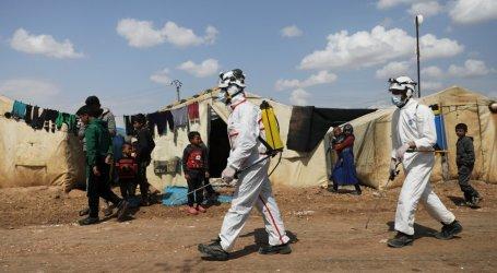 للمرة الأولى حجر منطقة كاملة في الشمال السوري بسبب تفشي فيروس كورونا