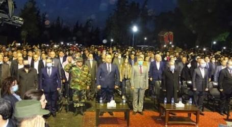 جائحة كورونا تفتك بمناطق السلطة السورية والأخيرة تفتتح منتزه في حماة