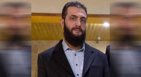 زعيم تحرير الشام يحضّر نفسه لقيادة سوريا