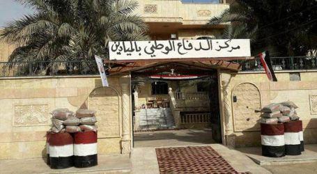 دير الزور.. الدفاع الوطني يسرق الأهالي لدعم انتخابات الأسد