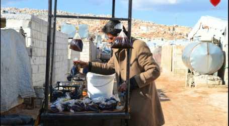 الليرة التركية تزيد معاناة السكان غرب سوريا في رمضان (صور)