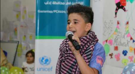 عمار ناصيف طفل من إدلب خرج من عزلته بحبه لفن الراب