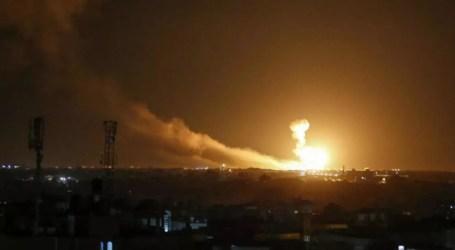 إسرائيل تنفذ هجوما جديدا على مواقع السلطة السورية