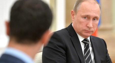 بوتين يتحدث عن بديل للأسد