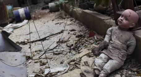 بسبب الفقر وفي زمن آل الأسد.. أب يترك طفلتيه ورسالة في مستشفى ويرحل(فيديو)