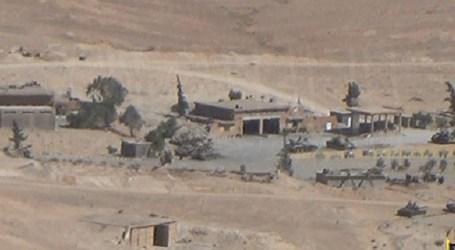 الميليشيات الإيرانية تعزز قاعدة عسكرية في حلب