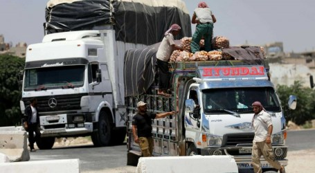 المعابر الداخلية في سوريا مراكز إثبات للسيطرة والتحكم