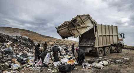 النفايات في سوريا لحل الأزمات الاقتصادية