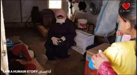 أحلام الرشيد سيدة سورية من معلمة لغة عربية إلى طرق أبواب العالمية