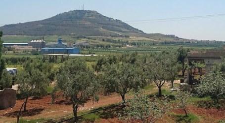 السلطة السورية تسرق محاصيل ريف حماة لصالح قواتها