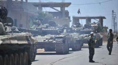 تعزيزات عسكرية إلى درعا… ما القصة؟