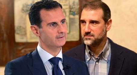 رامي مخلوف يتحدى بشار الأسد