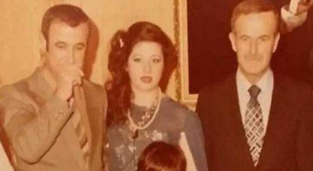 وفاة إحدى زوجات رفعت الأسد في دمشق