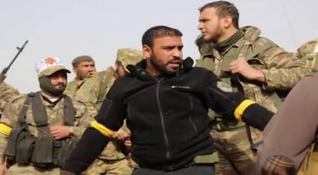 من جديد… أبو عمشة القيادي في الجيش الوطني يستفز السوريين