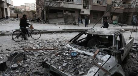 الغوطة الشرقية..شاب يقتل امرأة حامل وطفلتها بطريقة مروعة