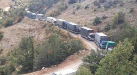 التهريب بين سوريا ولبنان.. الشاحنات تذهب بالوقود وتعود بالكبتاغون