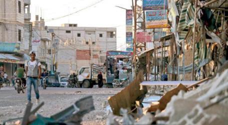 السلطة السورية تضع 3 شروط لوقف التصعيد على درعا