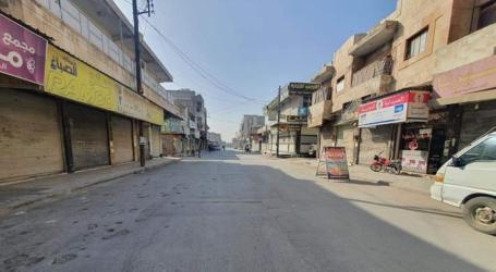 حلب تشهد إضرابا شبه تام احتجاجا على سوء الأوضاع المعيشية