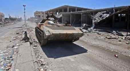 درعا.. قصف وضحايا رغم الاتفاق والمهجرون يصلون الشمال السوري