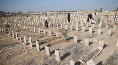 استثمارات السلطة السورية تطال المقابر في ريف دمشق