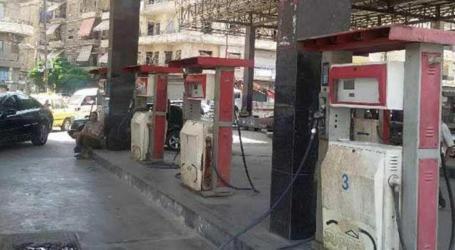 الحرس الثوري يفتتح محطة وقود مزودة بمضادات طيران في دير الزور!