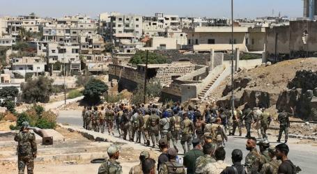 ما الذي يجري في درعا بعد دخول قوات السلطة السورية إليها