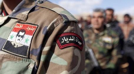 وفاة قيادي كبير في السلطة السورية في ظروف غامضة