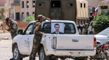 السلطة السورية تهدد مدينة جاسم في درعا بالقصف