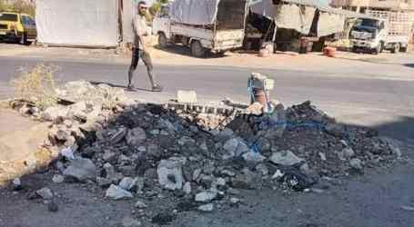 """مصدر لـ""""أنا نسان"""": سرقات تعبيد طريق السويداء – الثعلة تجاوزت 150 مليون ليرة سورية"""