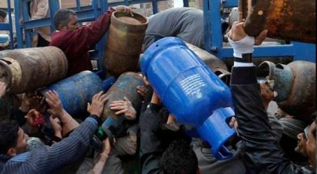 سوريا رقم خيالي لسعر اسطوانة الغاز في السوق السوداء
