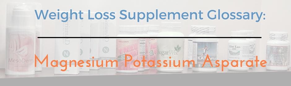 Magnesium Potassium Asparate