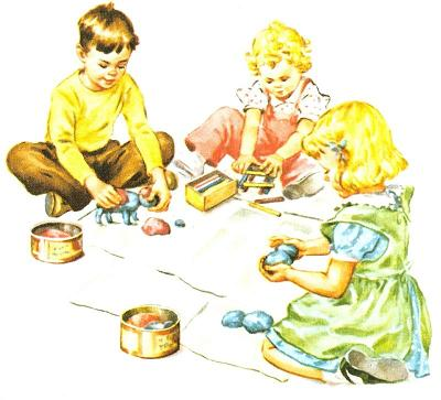 "The IRA has trained Dick and Jane very well. ""Let's teach Sally to make Plastique!"""