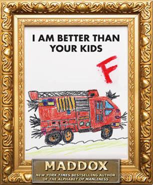 Crappy Children's Artwork