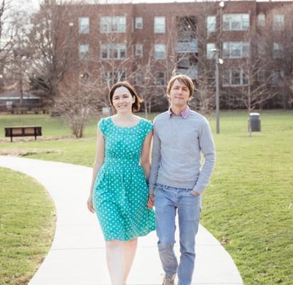 Bokeh-Studios_Franklin-Park_Downtown-Oak-Park-Record-Store-Engagement-Photos-Chicago-Pleasant-Home_19