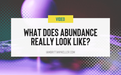 Video: What Does Abundance Really Look Like?