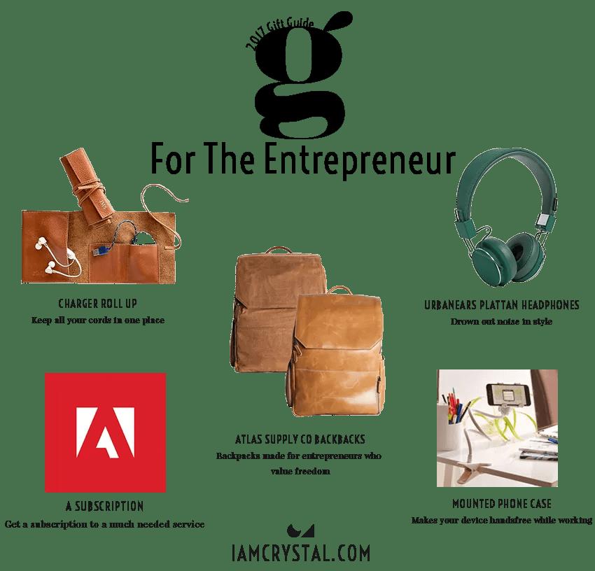 gift-guide-for-entrepreneur-2017