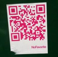 noFavorite QR Code