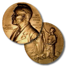 Nobel Peace Prize Medals