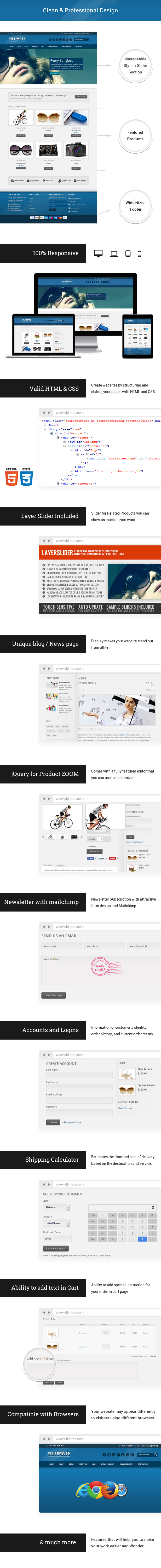 Ultimate | Responsive Shopify Theme - 2