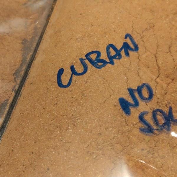 CUBAN 001