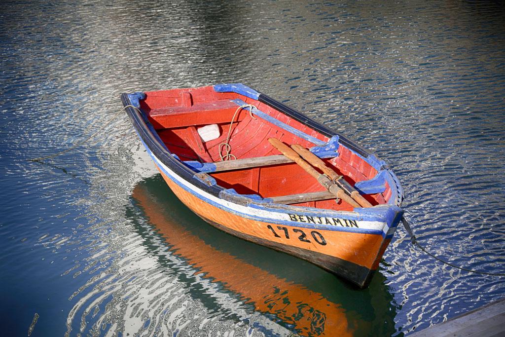 wood-boat