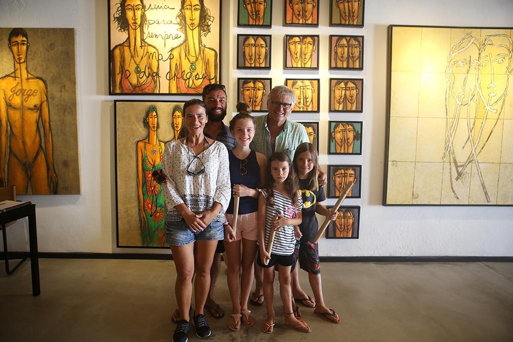 Aecio Sarti & I AM Family