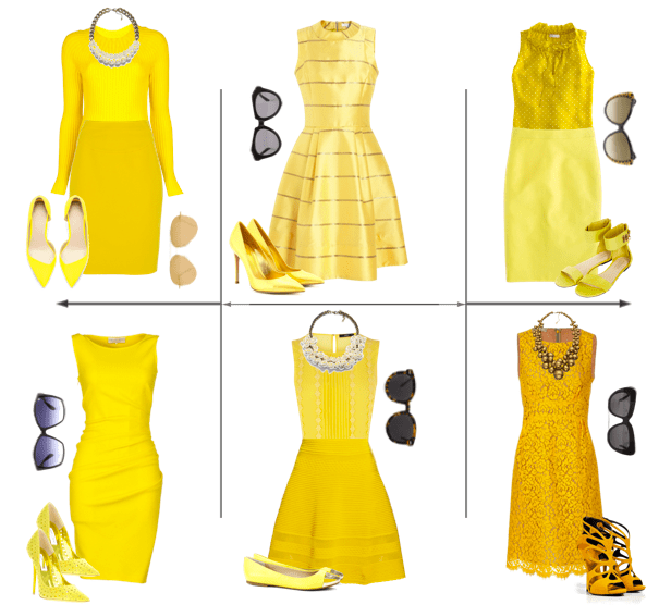 How to wear yellow: tips and trends