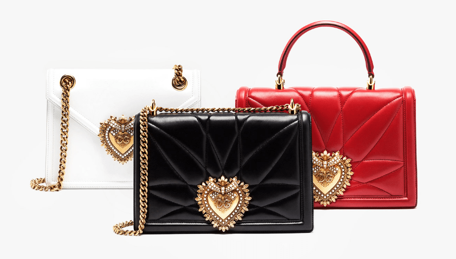 Devotion Bag by Dolce&Gabbana: adorabile!